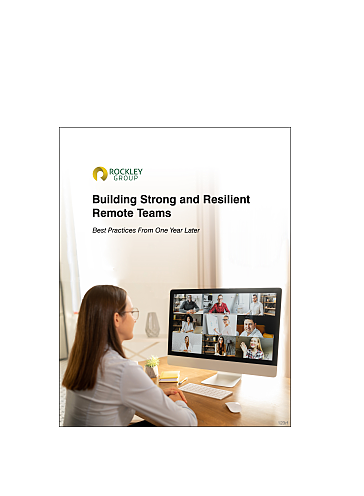 Building Strong and Resilient Remote Teams ebook featured image
